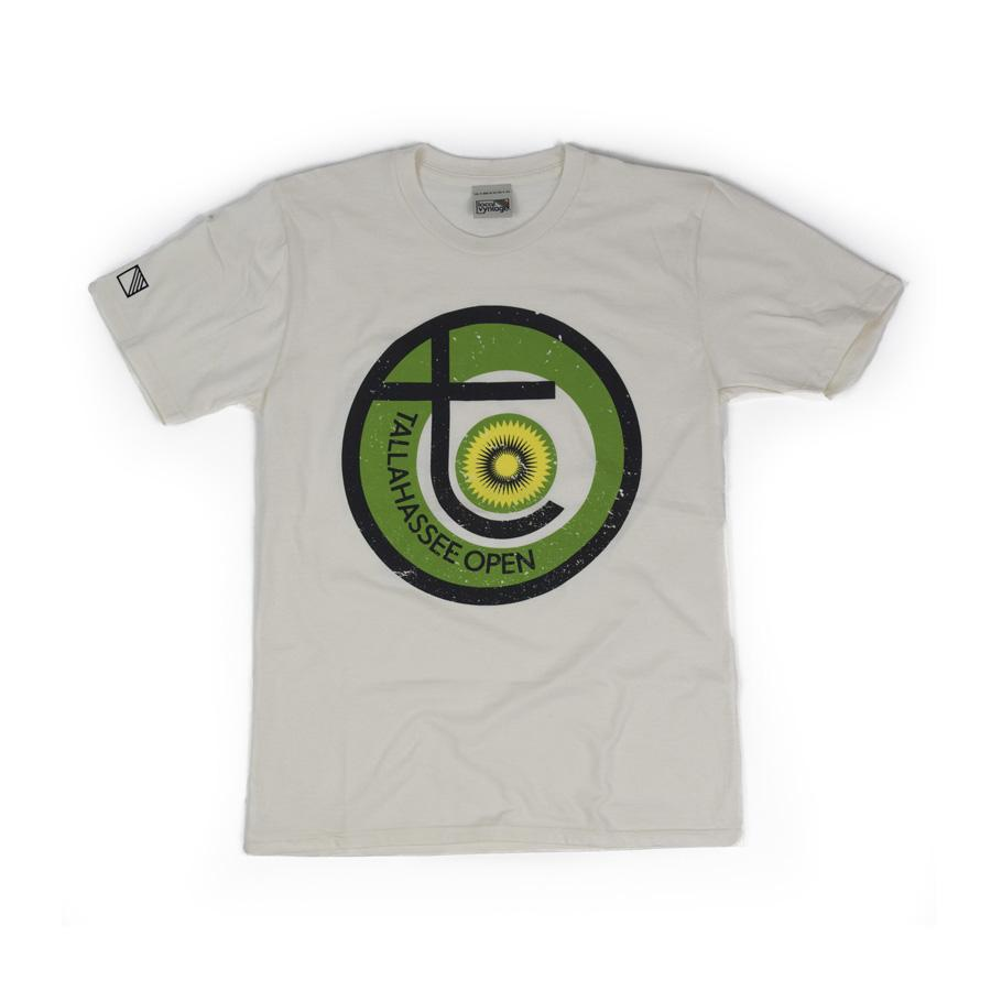 Tallahassee Open T-Shirt Off-White Men's