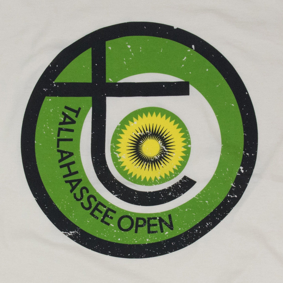 Tallahassee Open T-Shirt Graphic Off-White Men's