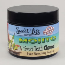"""Sweet Teeth"" Charcoal 