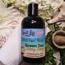 "Organic ""Sweet Face"" Wash 