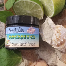 "Organic Mojito ""Sweet Teeth"" Powder 