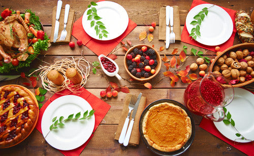 3 Tips to help you not overeat and gain weight during the holidays