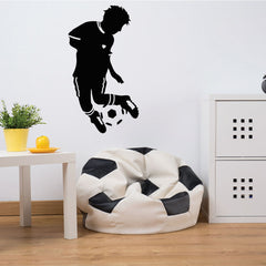 Little Kicker-Wall Decal