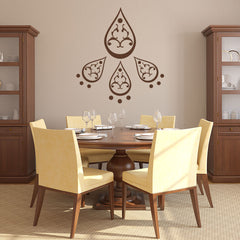 Orient Style-Wall Decal