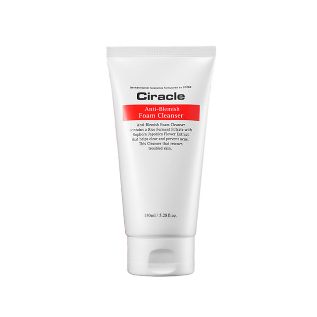 Ciracle Anti-Blemish Foam Cleanser - Cleanser Ciracle Free Shipping Somei
