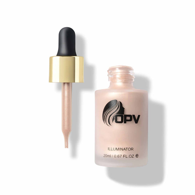 Illuminator Rays Of Light - Bronzers & Highlighters Opv Beauty Free Shipping Somei