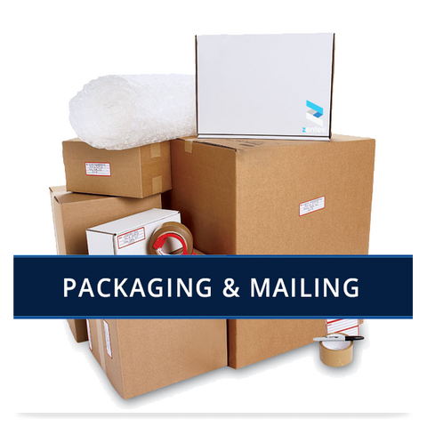 Packaging & Mailing