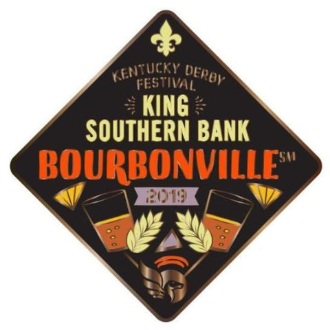 2019 Bourbonville Metal Event Pin