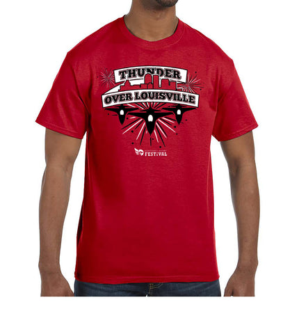 2019 Thunder Youth T-Shirt