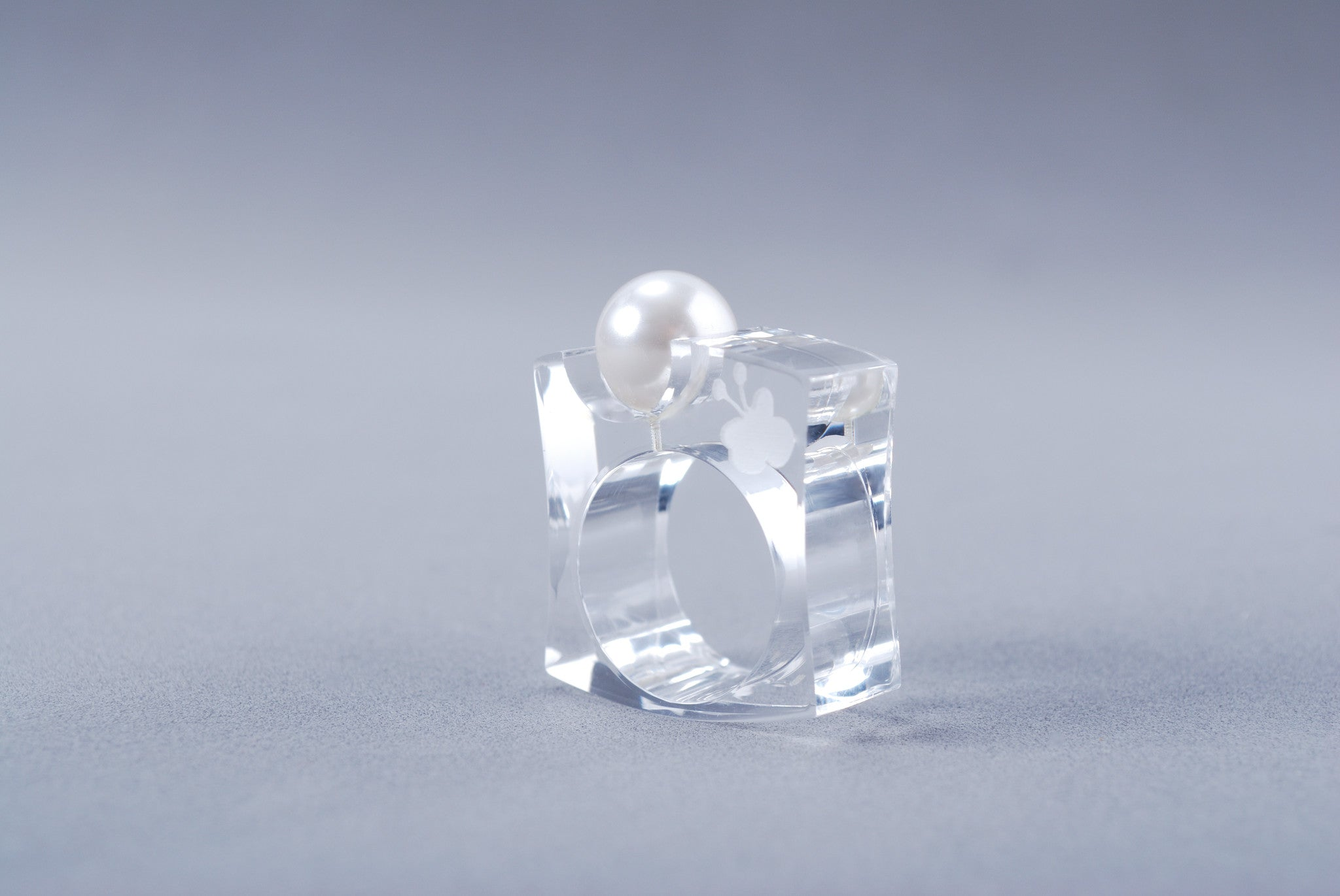 Anillo Papaiona T10 - Crystal Ice