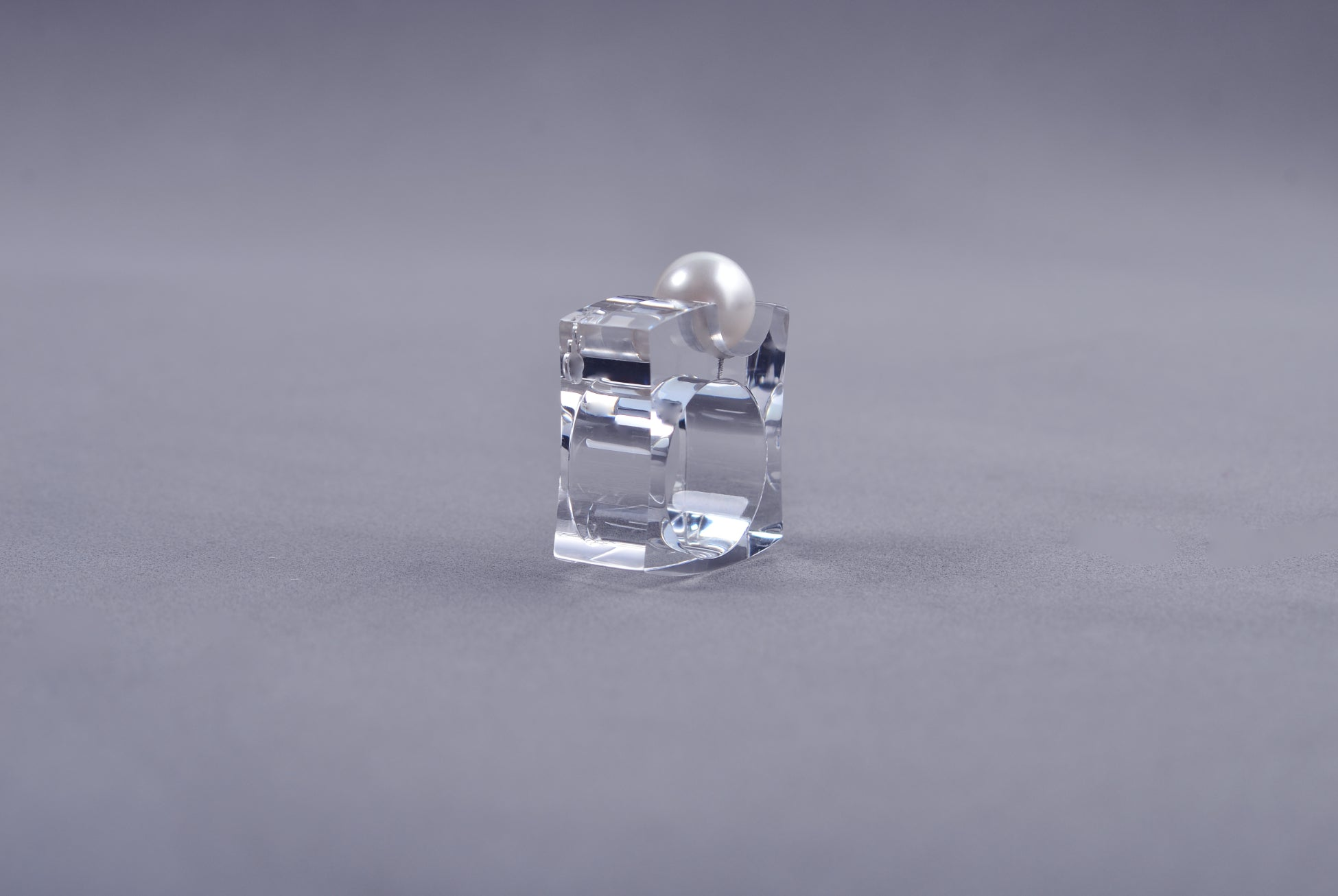 Anillo Papaiona T10 Fit - Crystal Ice