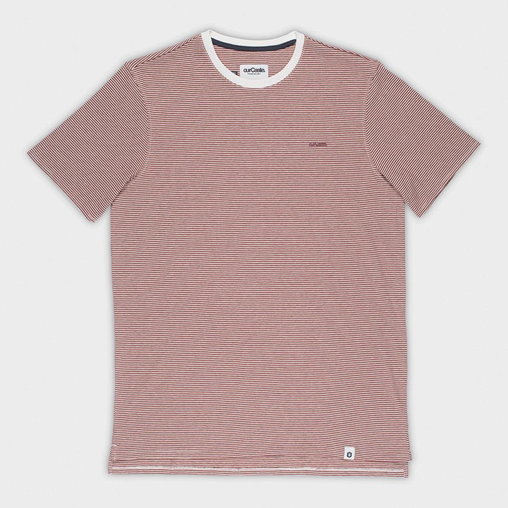 Ourcaste The Finley T-shirt Khaki