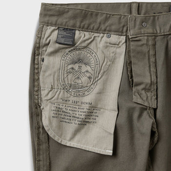 product: Roark HWY 133 Pant Army