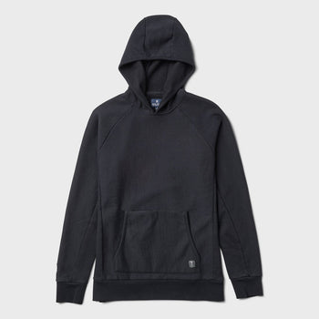 product: Roark Monger Hood Fleece Black