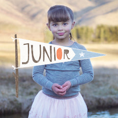 Shop Our Merino Junior Collection