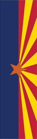 Arizona State Flag Headband