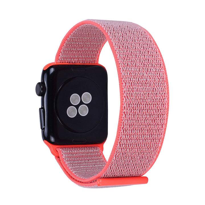 Apple Watch Sport Loop Band (Solid Pink)