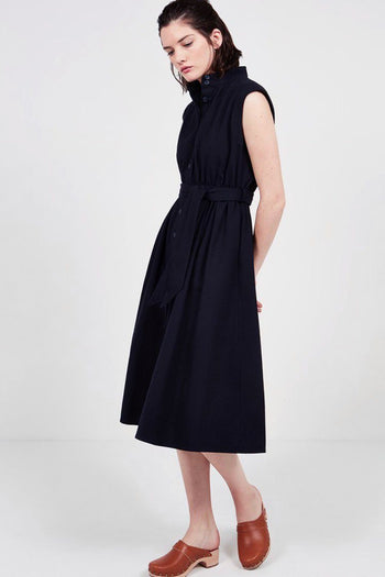 Tatayou Dress in Navy