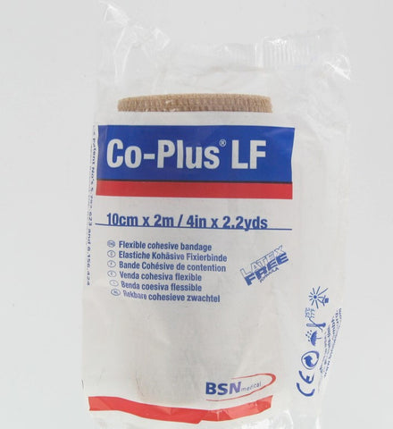 Bandage - Co Plus Self Adhesive 10cm