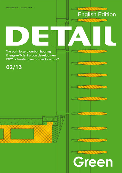 DETAIL Green 02/2013 (English Edition)