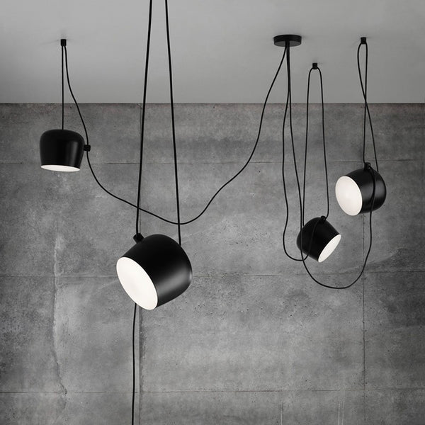 Flos AIM Suspension Replica Designed by Ronan and Erwan Bouroullec in Multiple Sizes, Colours - Axel & Jones