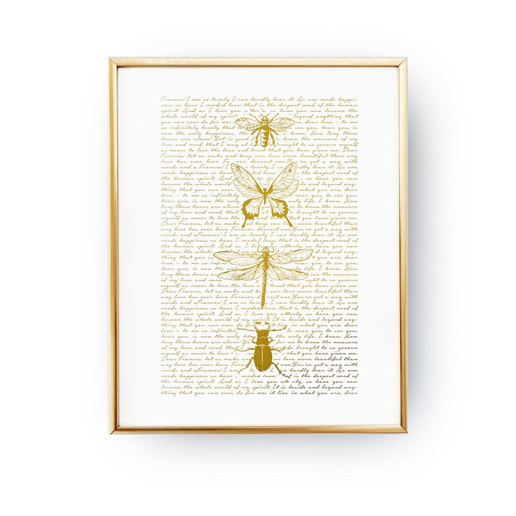 Insects, Poster