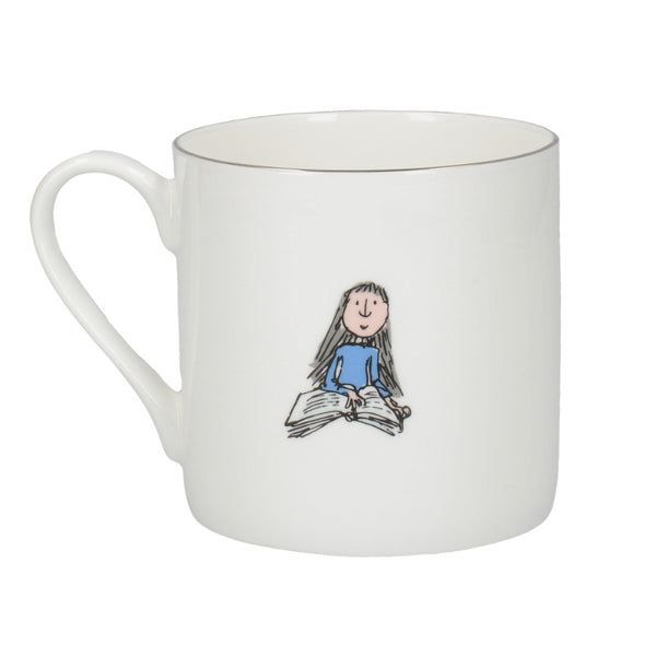 Matilda Illustrated Fine Bone China Mug