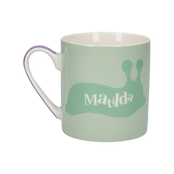 "Matilda ""Horrible Little Slugs"" Fine Bone China Mug"