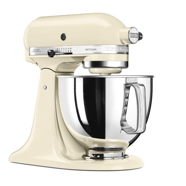 KitchenAid 5KSM175PSBAC Artisan Stand Mixer - Almond Cream