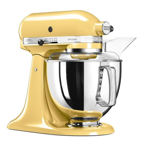 KitchenAid 5KSM175PSBMY Artisan Stand Mixer - Majestic Yellow