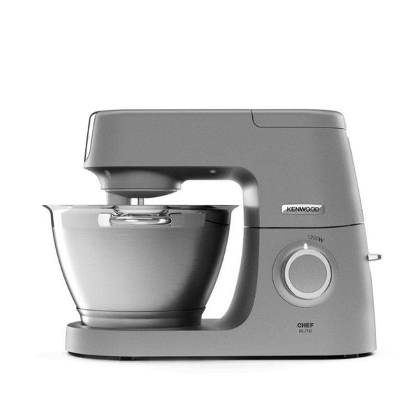 Kenwood Chef Elite Kitchen Machine Stand Mixer - Silver