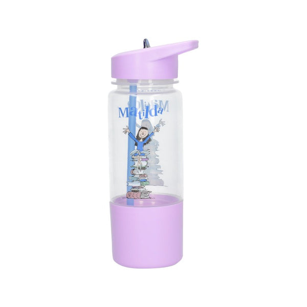 Matilda Hydration Bottle With Snack Pot - 500ml