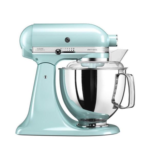 KitchenAid 5KSM175PSBIC Artisan Stand Mixer - Ice Blue