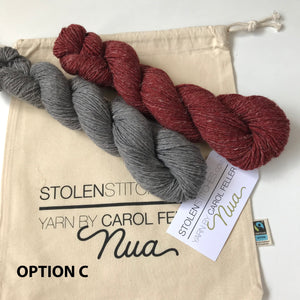 Vines and Vale Yarn Kit