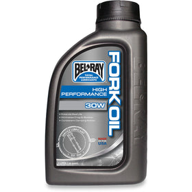 BelRay 30w High Performance Fork Oil 1L