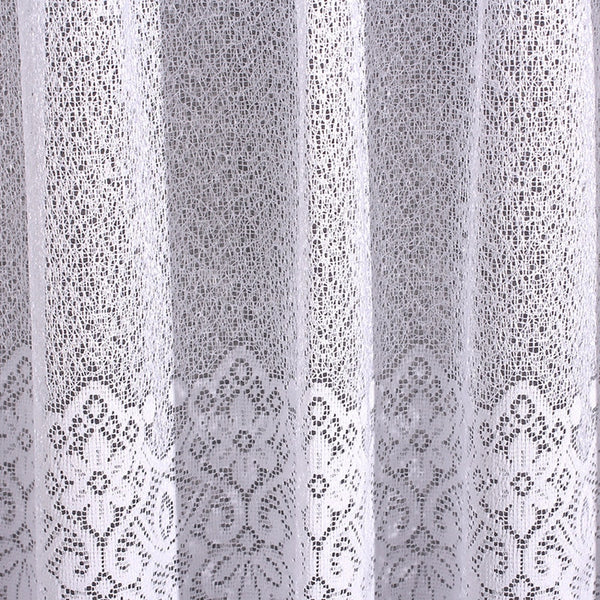 Warp Knitted Jacquard Door Curtain Full Polyester