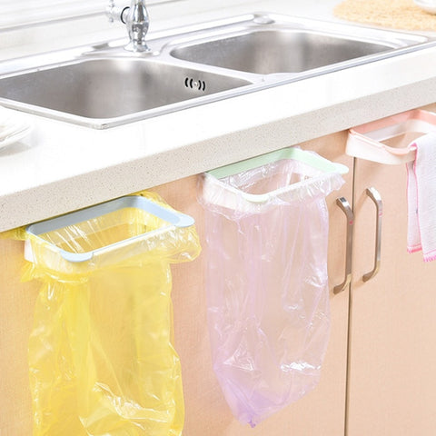 Kitchen Rubbish Bag Holders Racks