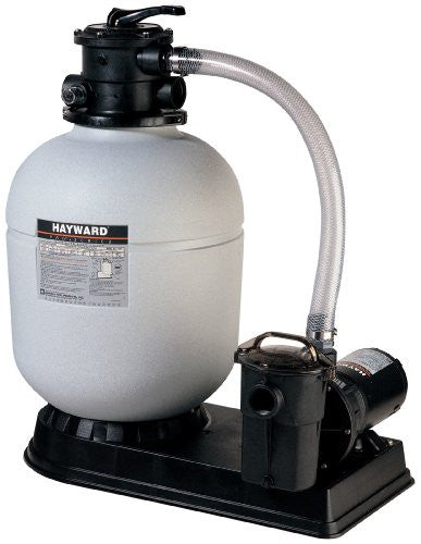 Hayward Pump and Sand Filter