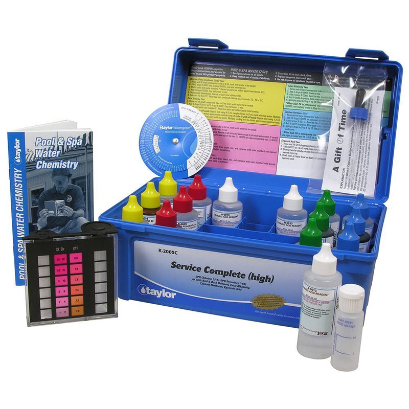 Taylor Complete High Test Kit