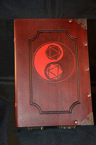 Yin-Yang D20 Gaming Books