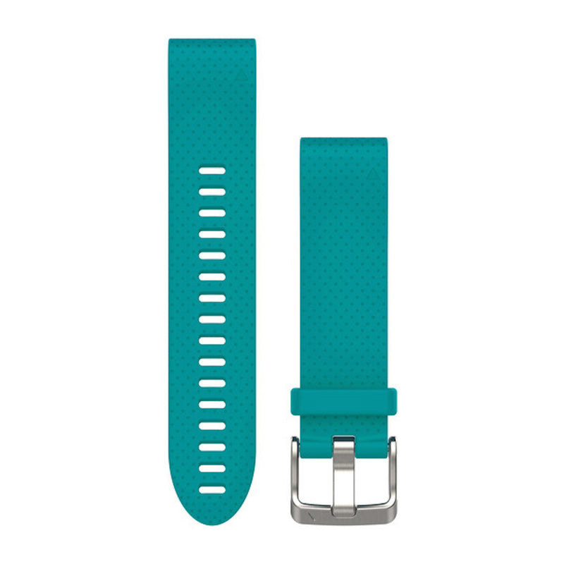 Garmin Fenix 5S QuickFit Replacement band 20 mm turquoise color