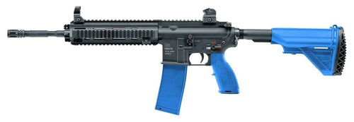 Umarex T4E HK 416 Rifle - Blue/Blk 1 Mag + Spare Bolt Assembly 2292110