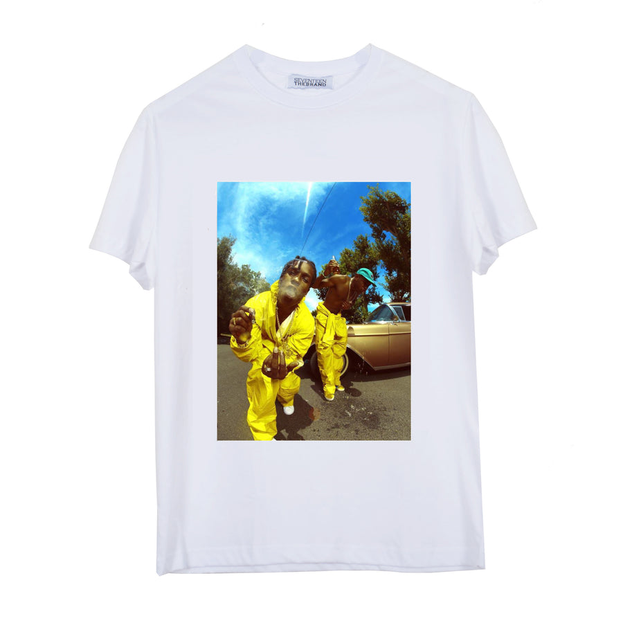 ASAP ROCKY printed T-Shirt