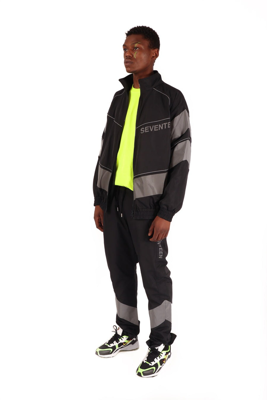Limitless - Timeless Reflective Track Jacket