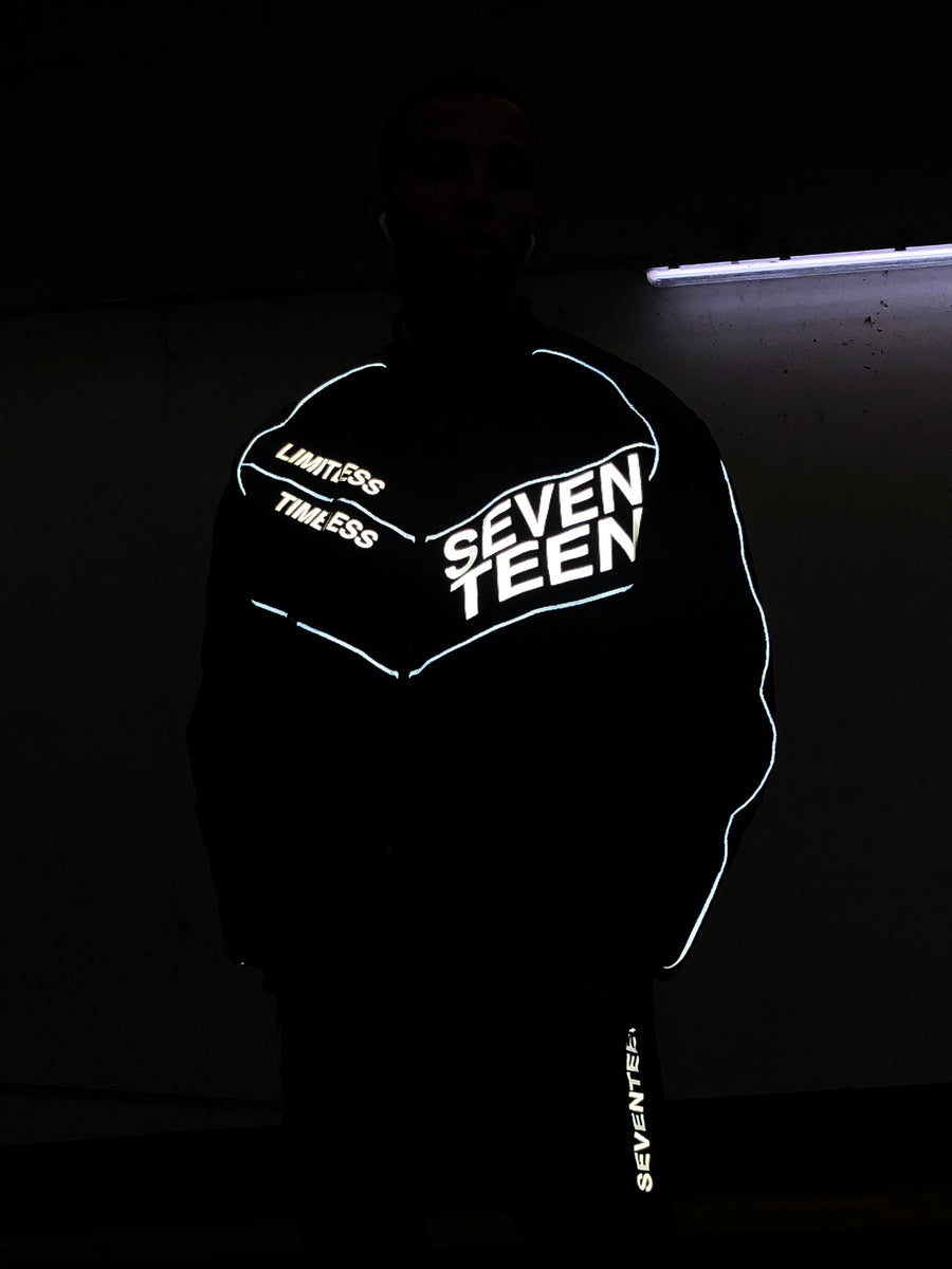 Limitless - Timeless Reflective Bomber Jacket