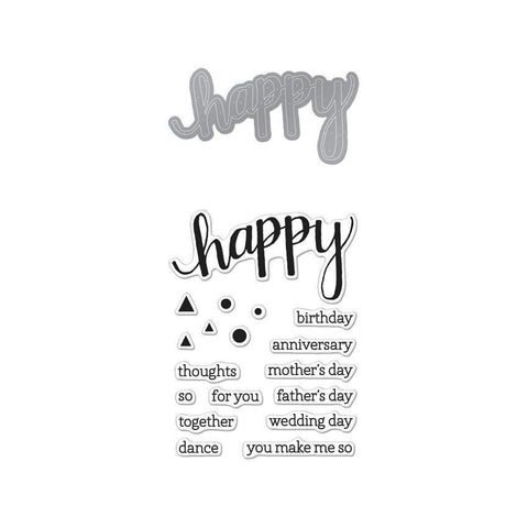 Happy Stamp & Cut-Craft.ph