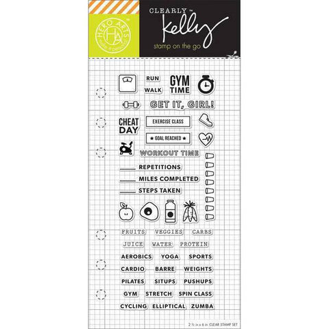 Kelly's Fitness Planner-Craft.ph