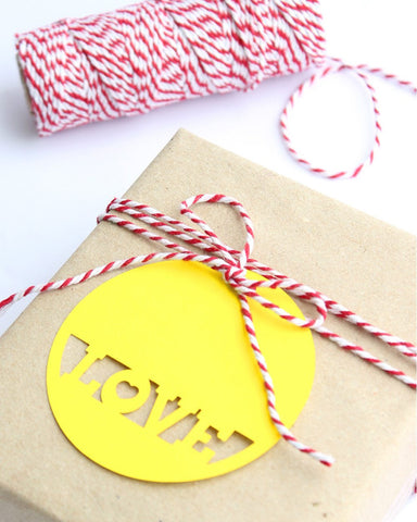 Round Love Tag-Craft.ph