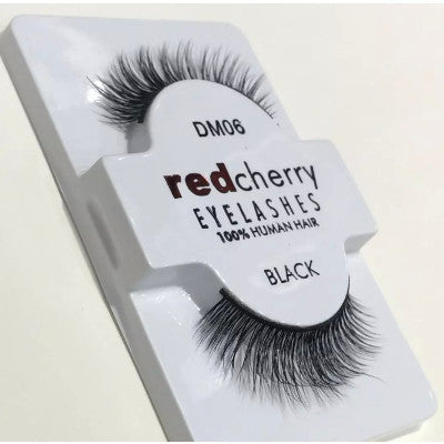 Red Cherry Eyelashes , FE004-DM06