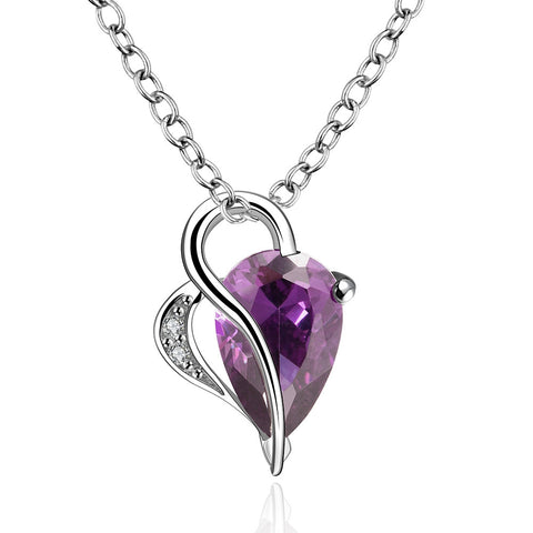 Angel's Tears Classic Exquisite Gemstone Necklace, LKN012